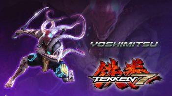 Yoshimitsu Returns In Tekken 7