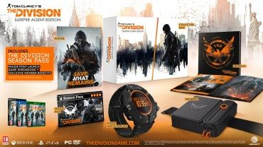 Ubisoft's The Division Sleeper Agent Edition Announced With Season Pass