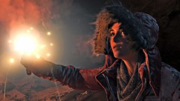 Rise of the Tomb Raider 'Siberian Wilderness' Gameplay Footage