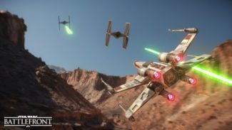 New Star Wars Battlefront Game Mode Teases X-Wings/TIE Fighters But Won't Be Space Battles