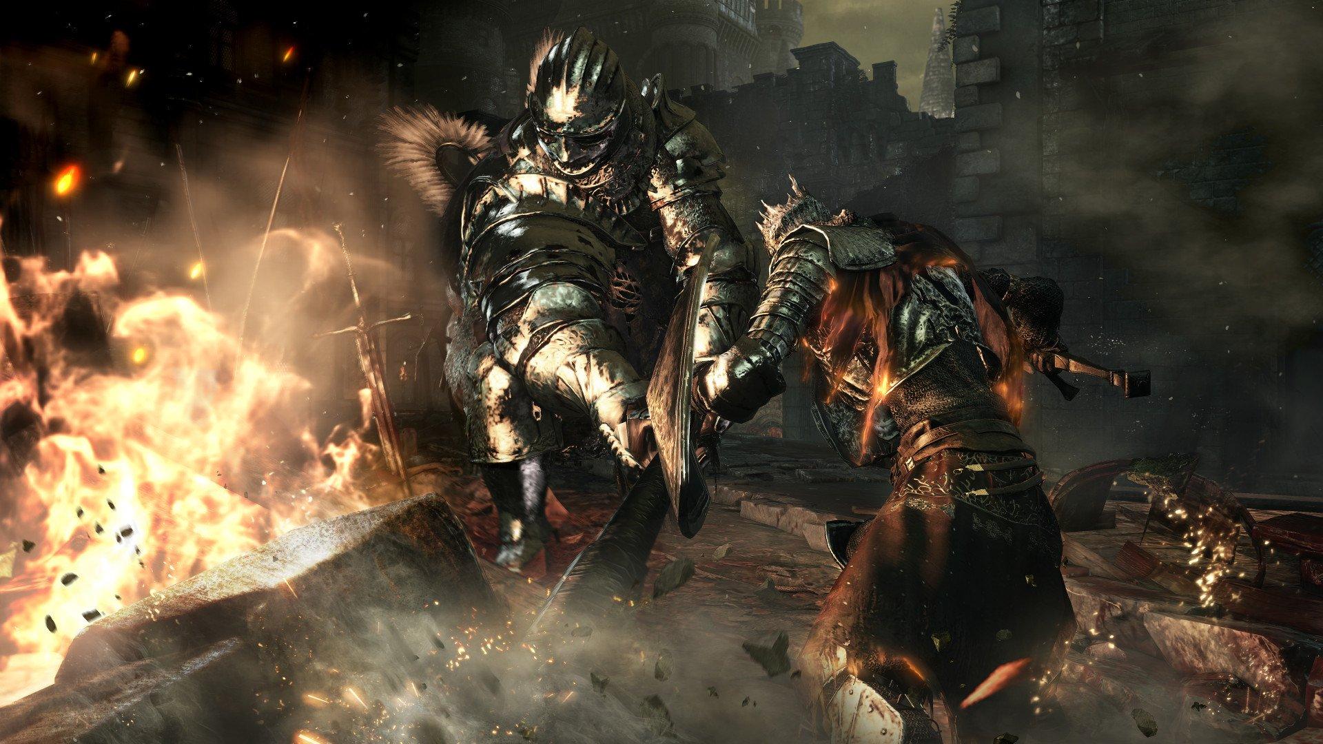 Dark Souls игра скачать