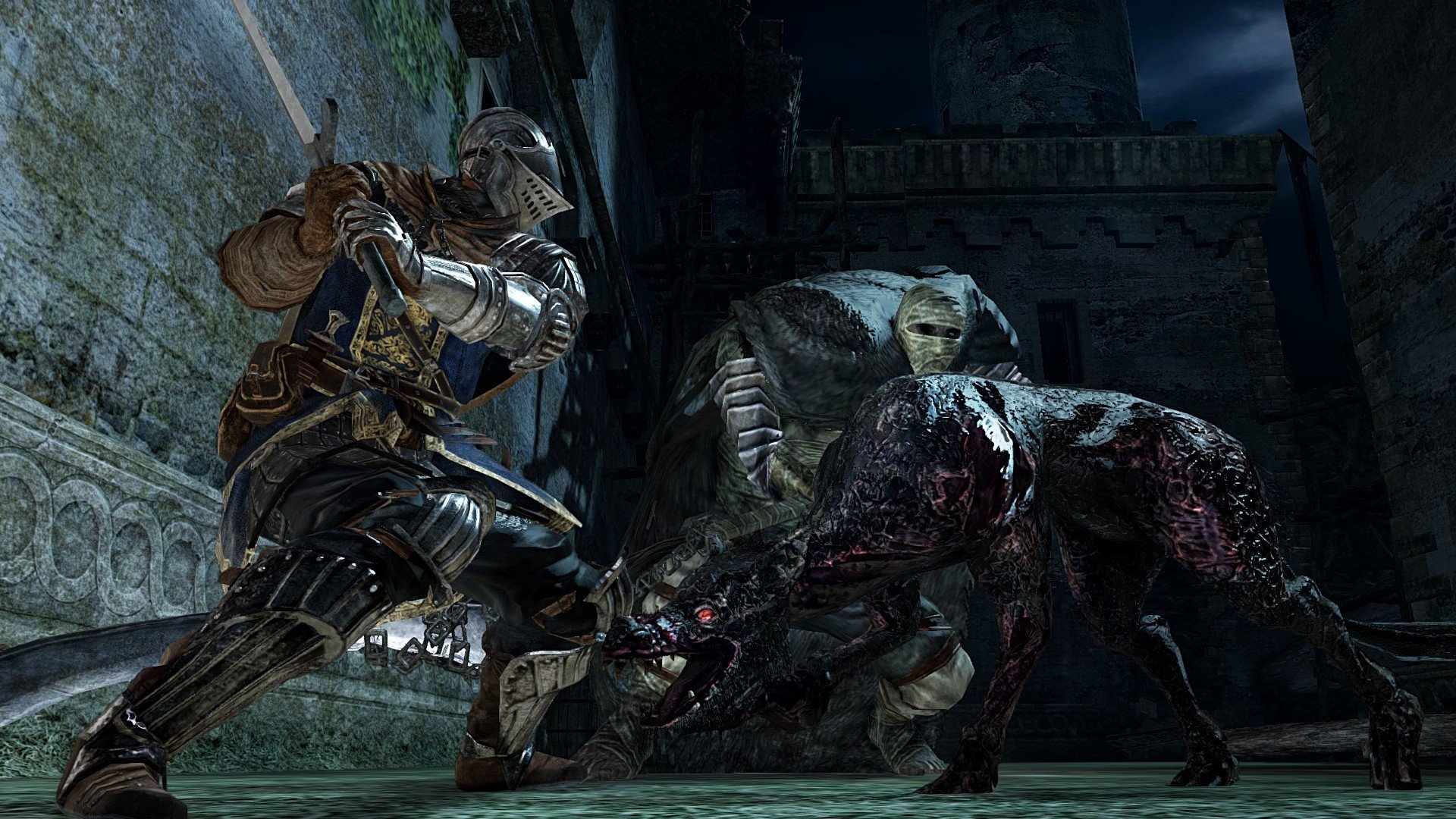 From software speaks on dark souls s difficulty attack