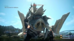 Final Fantasy XV Episode Duscae Version 2.0
