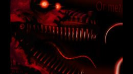 Five Nights at Freddy's Nightmare Foxy Teaser