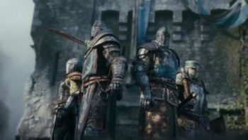 New Ubisoft IP, For Honor, Revealed
