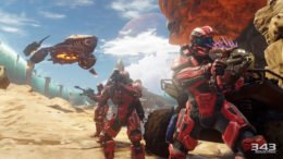 Halo 5 Warzone Multiplayer