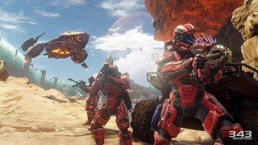 Halo 5: Guardians was Built From the Ground Up for Xbox One