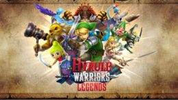 New Hyrule Warriors Legends Character Trailer Released