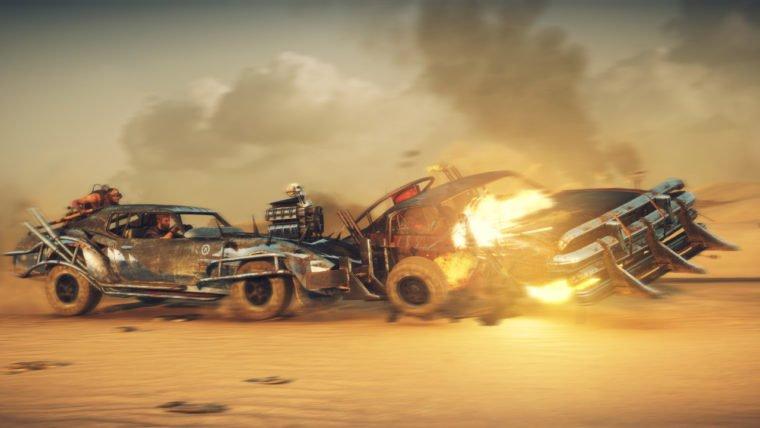 Mad Max E3 2015