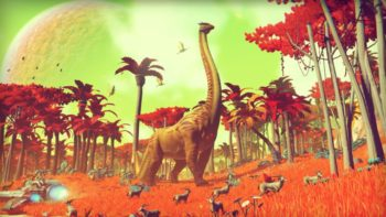 No Man's Sky PC Update Out Now, PS4 Coming Soon