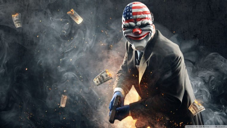 PayDay 2 is free right now, if you're quick