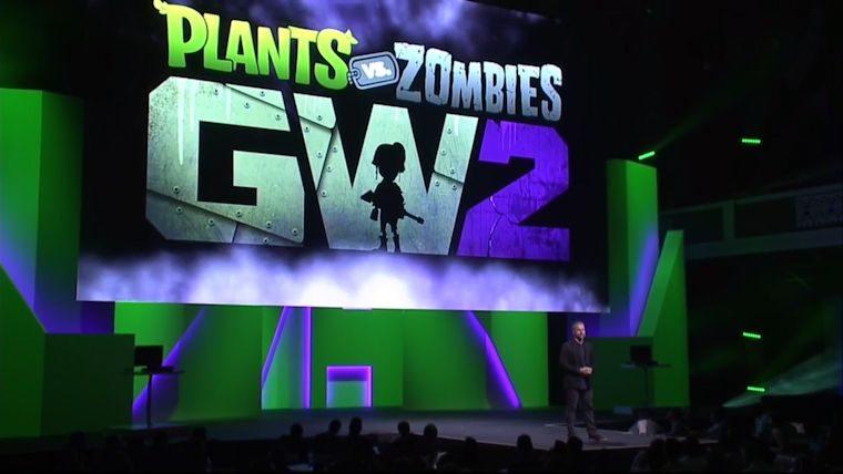Plants Vs Zombies Garden Warfare 2 Introduces Solo Play