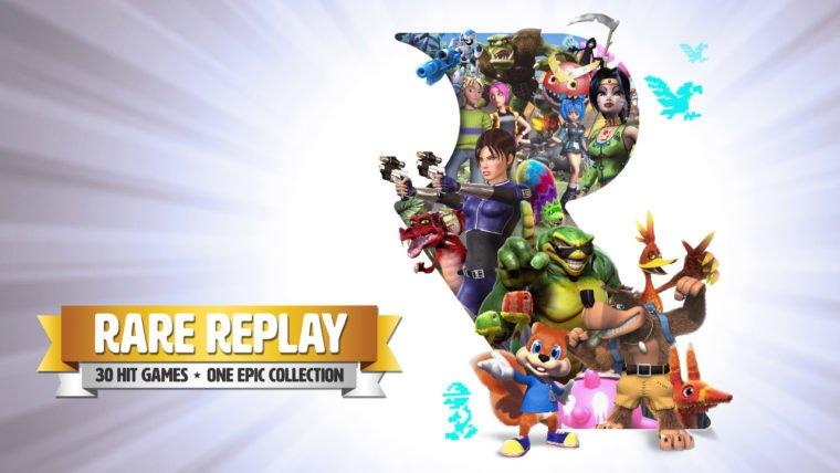Rare Replay E3 2015