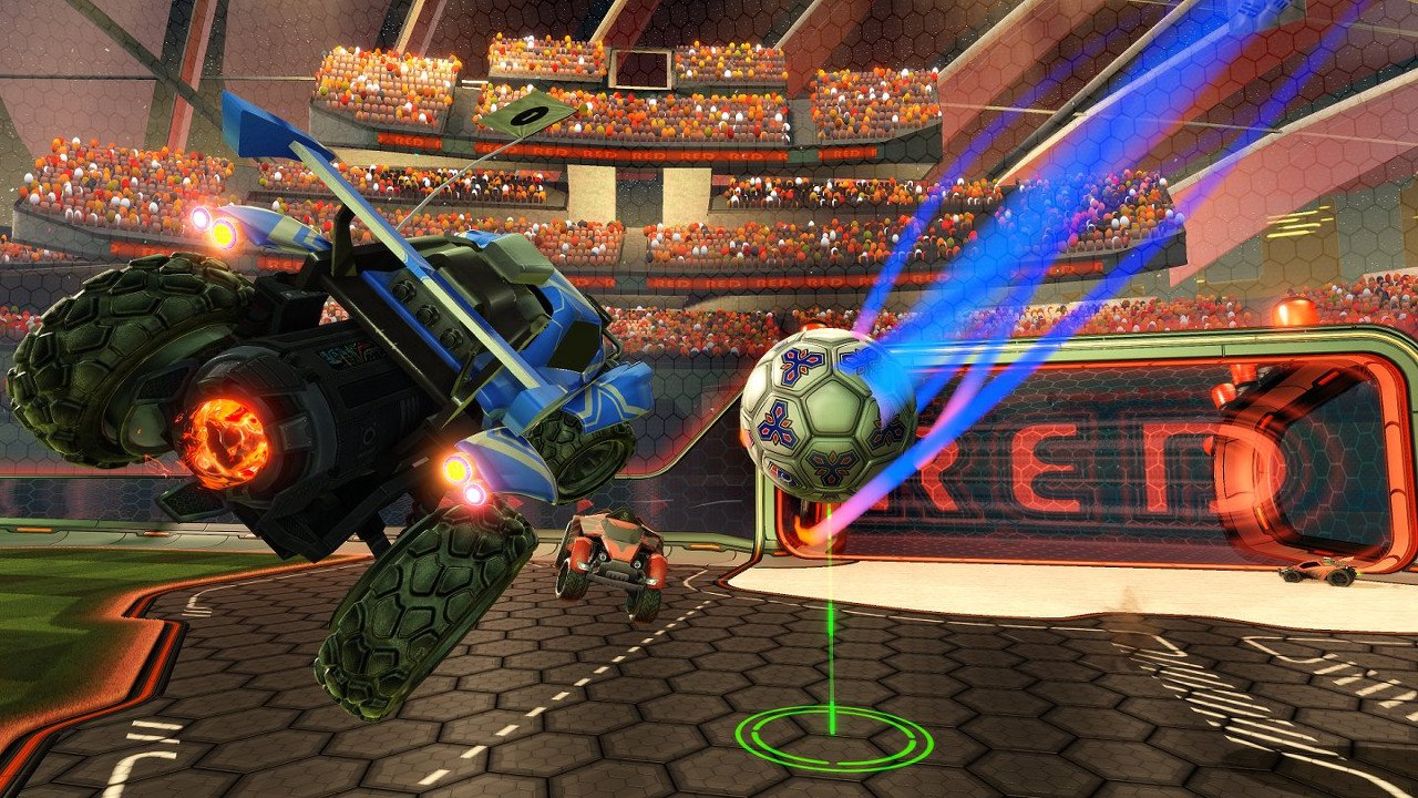 rocket league xbox one version a possibility says. Black Bedroom Furniture Sets. Home Design Ideas