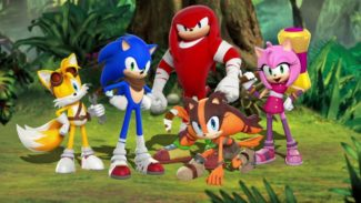 A Sonic of Ice and Fire: New Sonic 3DS Game, Sonic Boom: Fire & Ice Announced