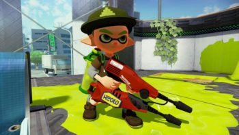 Splatoon Updates Continuing, New One Coming Next Week