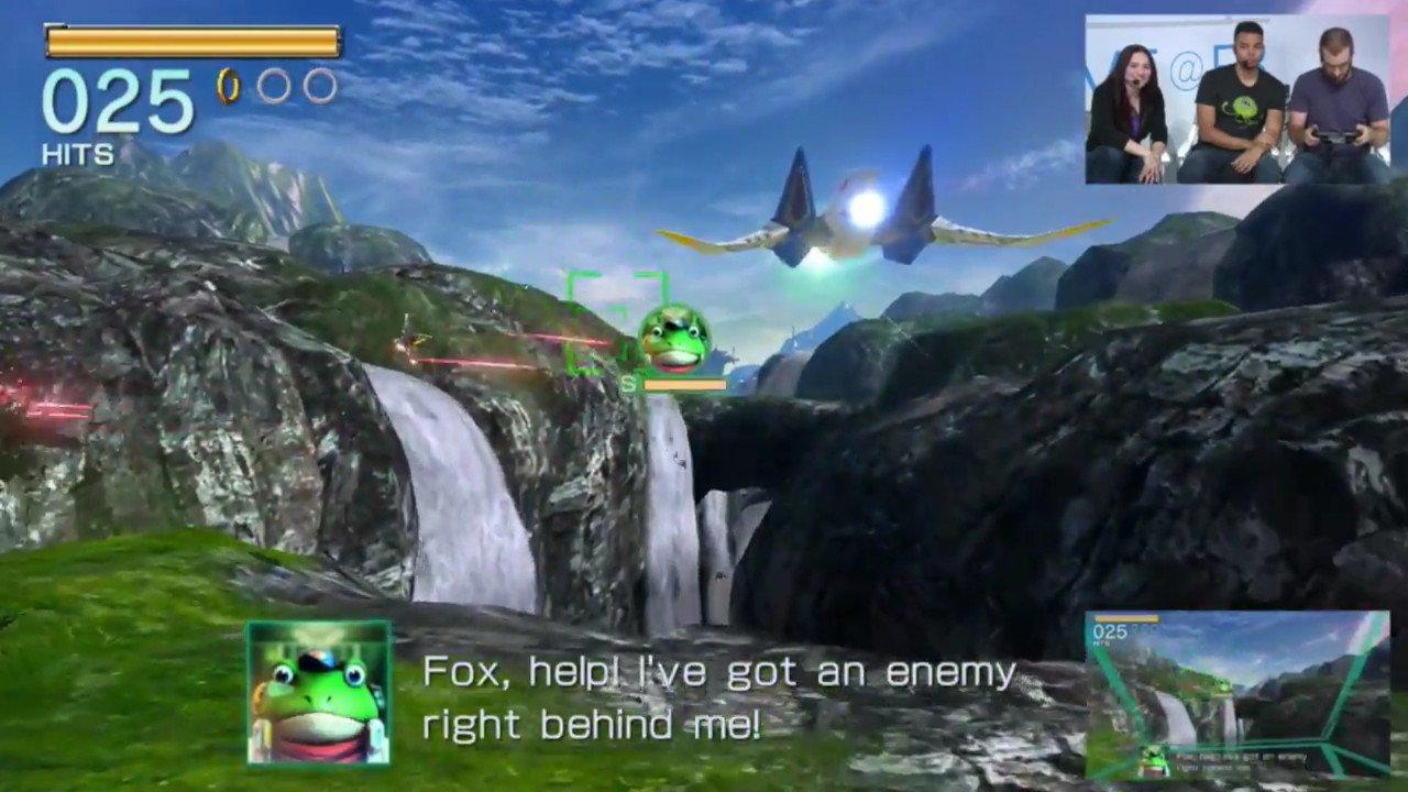 Star Fox Zero Reimagining