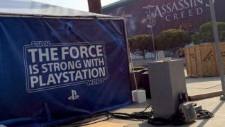 Star Wars Battlefront Booth Is Very PlayStation Heavy, Could Hint At DLC Exclusivity Deal