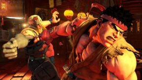 Preview: Hands On With Street Fighter 5