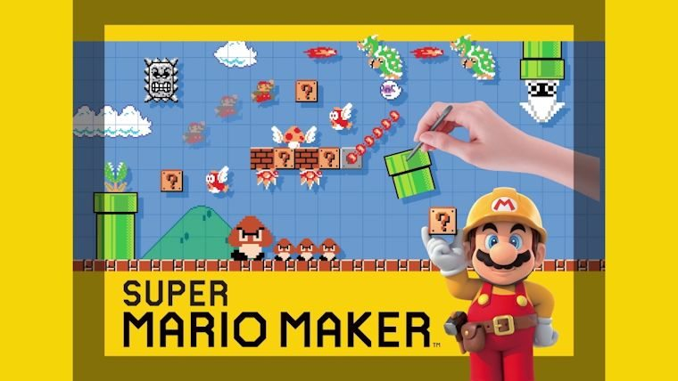 Super Mario Maker to Include 60 Levels, Not 100 - Attack of
