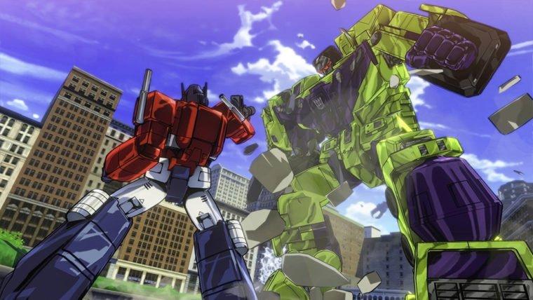 Tansformers Devastation E3 2015