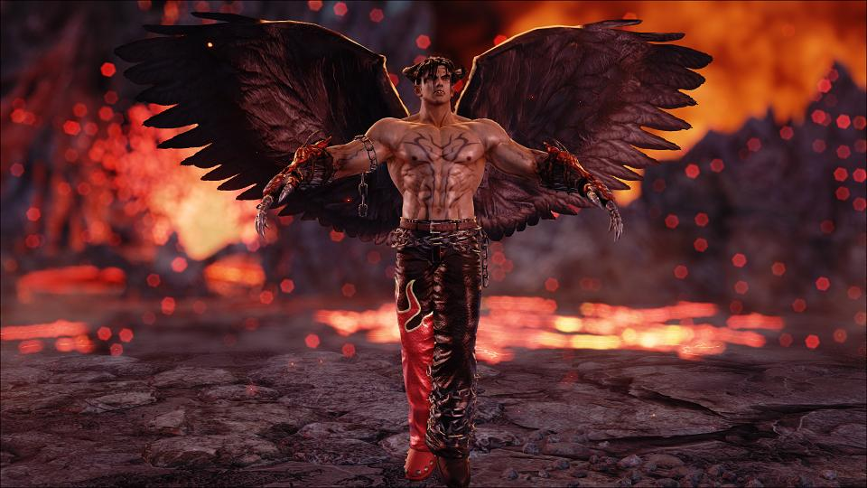 Tekken 7 Director Defends Costume Designs Attack Of The Fanboy