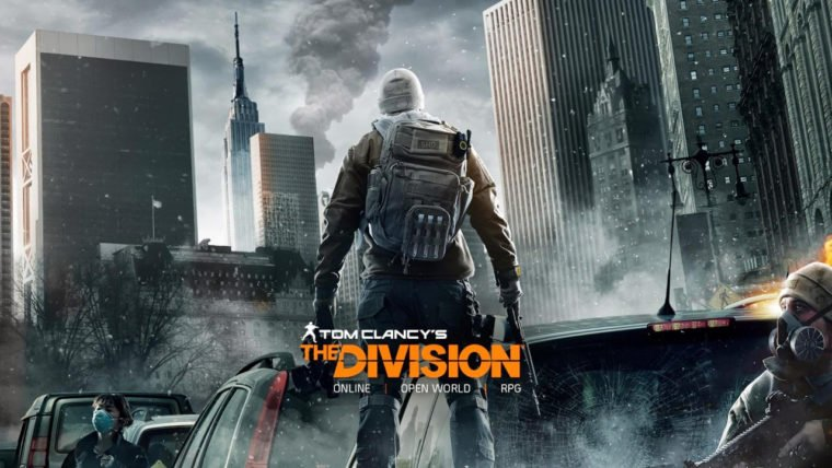 Tom Clancy's The Division E3 2015