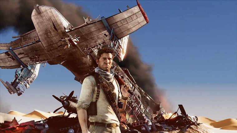 PlayStation Now Uncharted