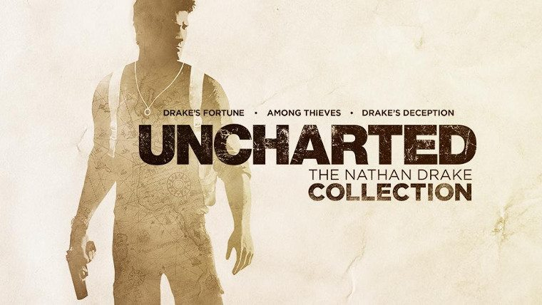 Uncharted The Nathan Drake Collection Ps4 Bundle Out This