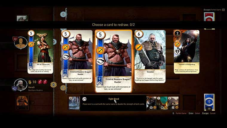 how to play gwent on pc