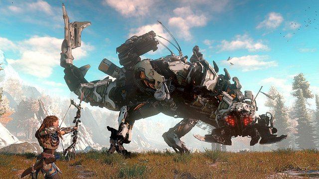 News  Sony Horizon: Zero Dawn Guerrilla Games