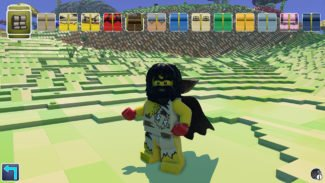 Lego Worlds Hits Early Access as a Minecraft Alternative