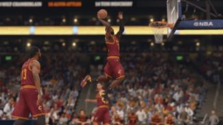 NBA Live 16 Will Give NBA 2K16 A Run For Its Money Says EA
