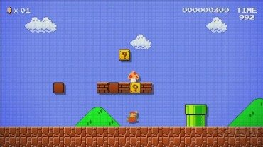 Super Mario Maker Features Over 100 Levels On Disc