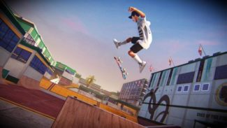 Tony Hawk's Pro Skater 5 Has A Huge Day-One Update Patch