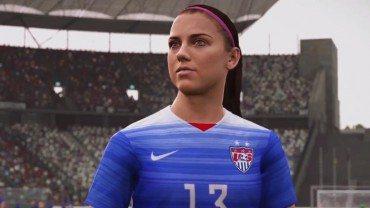 EA CEO Speaks Out On People Disliking Women In FIFA 16