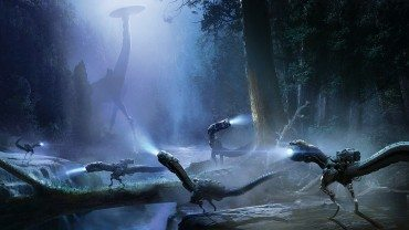 PS4 Exclusive Horizon: Zero Dawn Reveals New Dinosaur Types From Concept Art