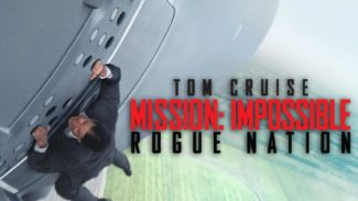 Mission Impossible: Rogue Nation Inspired By Uncharted 3