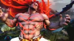 Street Fighter 5 Introduces New Character Named Necalli