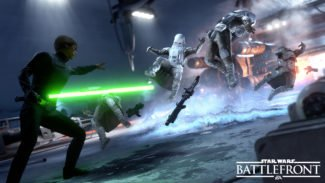 Star Wars Battlefront Was 900p On PS4 During E3 2015