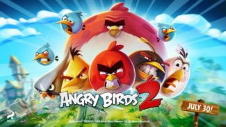 Angry Birds 2 Flies Onto Mobile Devices