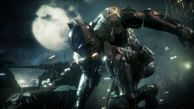 Batman: Arkham Knight Update Patch 1 14 Now Available For