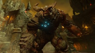 "DOOM Executive Producer Says Their ""Goal Is 1080p & 60FPS"