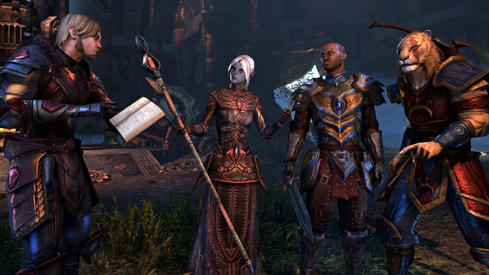 The elder scrolls online tamriel unlimited xbox one review