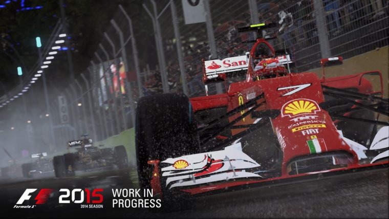 News  PC Gaming PC GAMES F1 2015