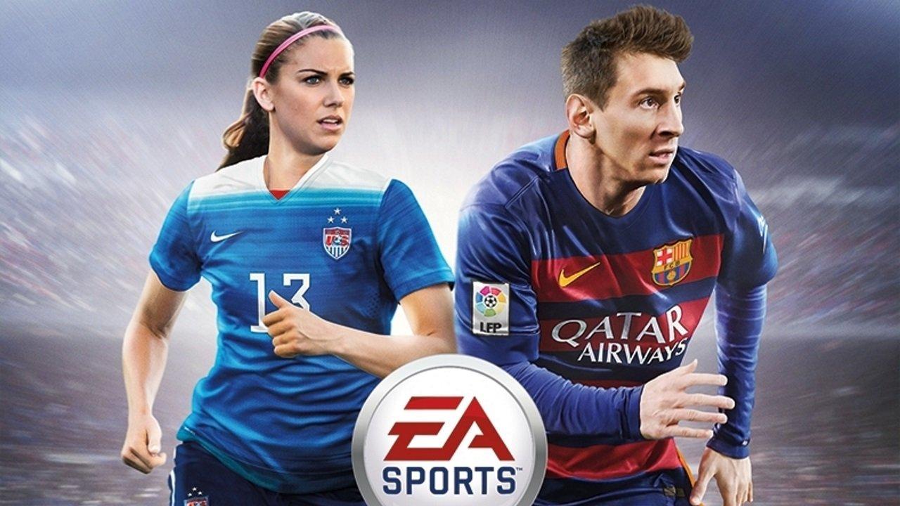 FIFA 16 Female Cover