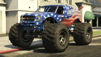 GTA Online Features Double GTA$ and RP This Week, Liberator, Fireworks, and More Items Return