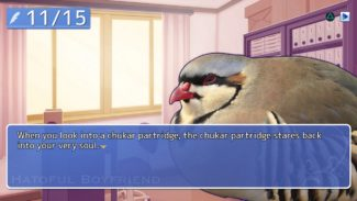 Hatoful Boyfriend – PlayStation's Latest Exclusive is all About Dating Birds