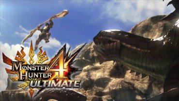 Monster Hunter 4 Ultimate Free DLC For July Announced