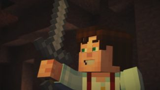 Minecraft: Story Mode Release Date Announced, is 'Closer than you Think'
